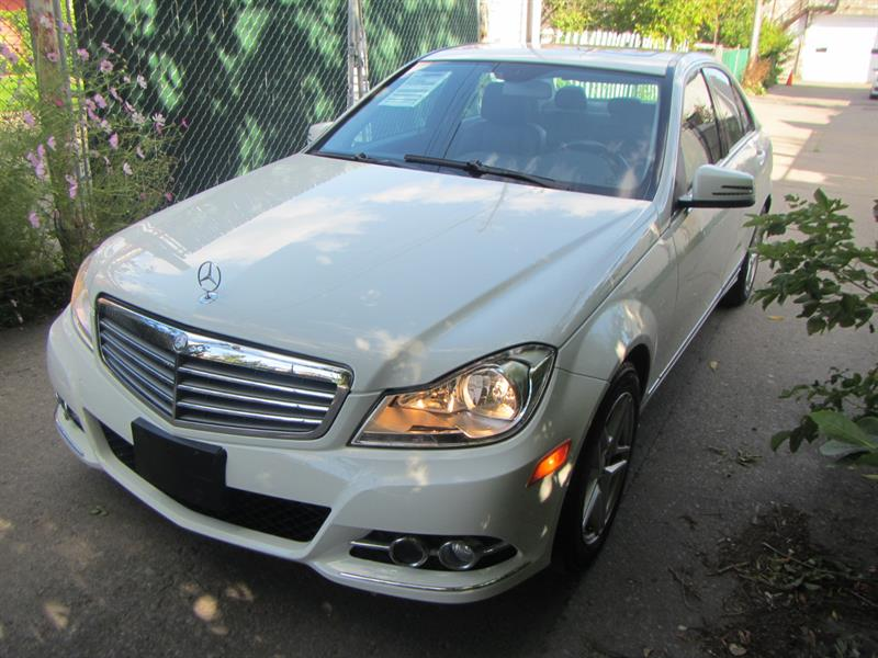 Mercedes-Benz C250 2012 C250 4MATIC **PAY WEEKLY $59 SEMAINE #2497 **635373