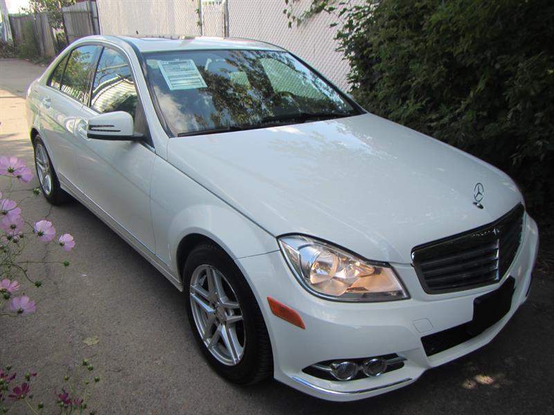 Mercedes-Benz C250 2012 VENDU / SOLD .C250 4MATIC **PAY WEEKLY $59 SEMAINE #VENDU .2497*635373