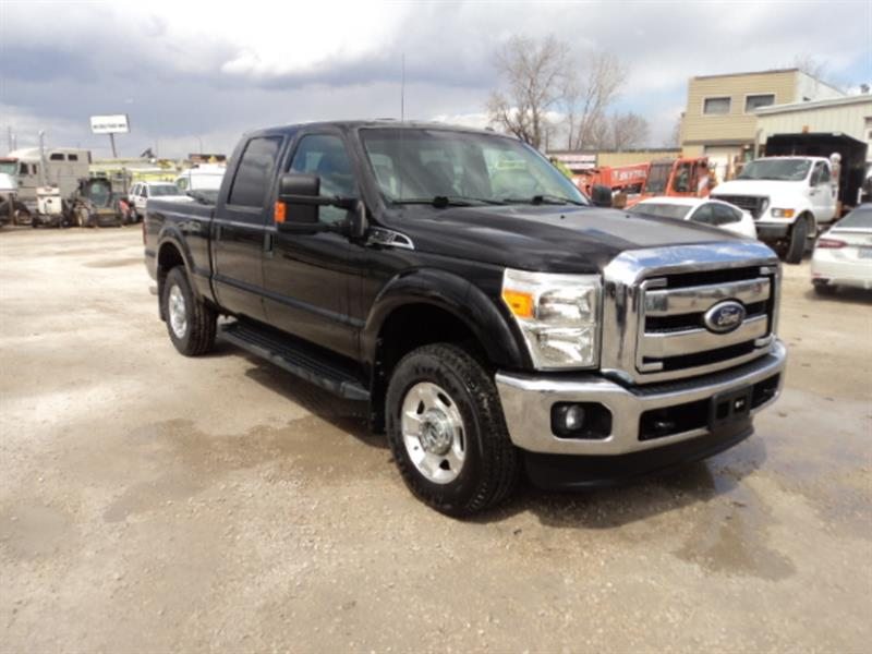 2011 Ford F-250-super-duty #18-32A0234