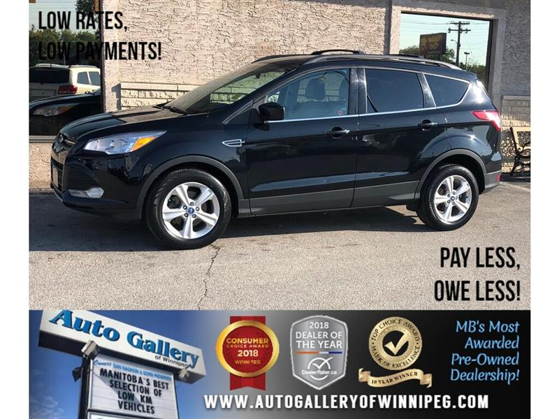 2013 Ford Escape SE *B.tooth/Htd Lthr/Pano Roof #24042