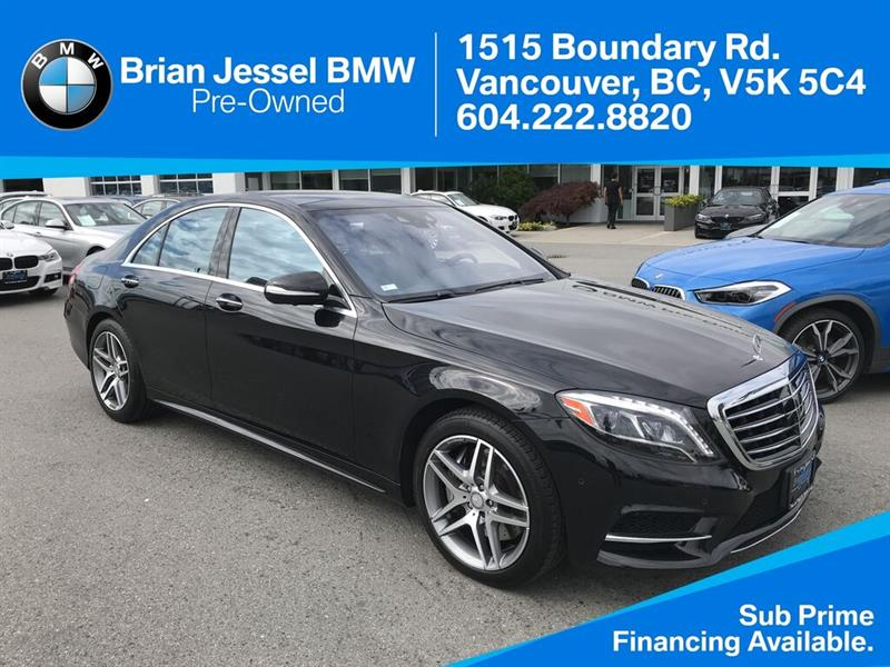 2016 Mercedes-Benz S400 #BPS098