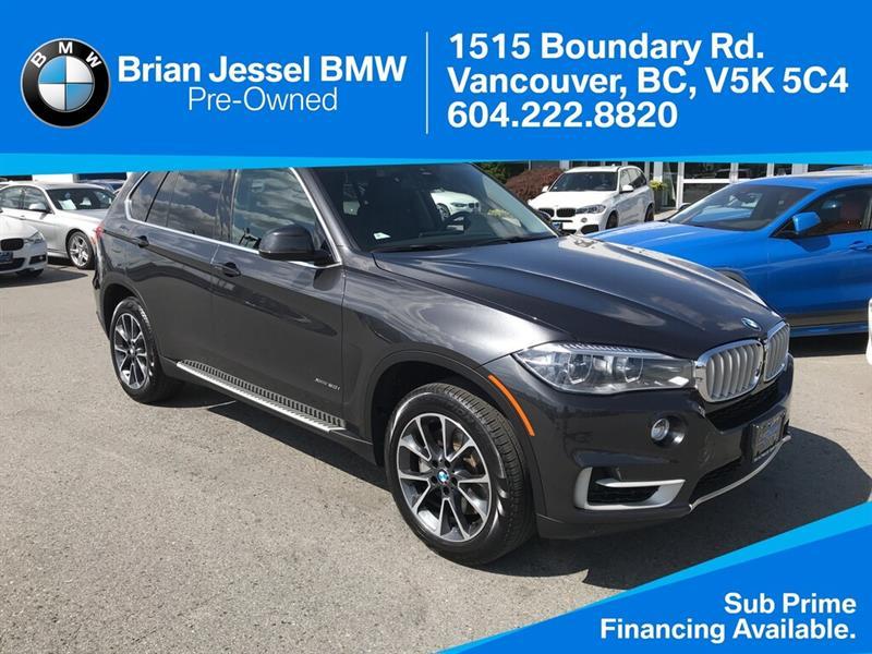 2016 BMW X5 - Premium Pkg - #BP8512