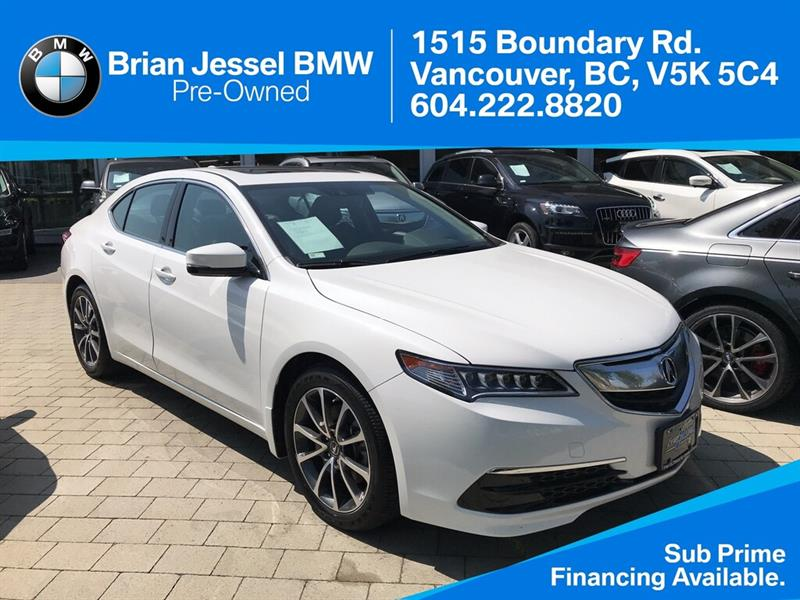 2017 Acura TLX SH-AWD w/Technology Package #BP8484