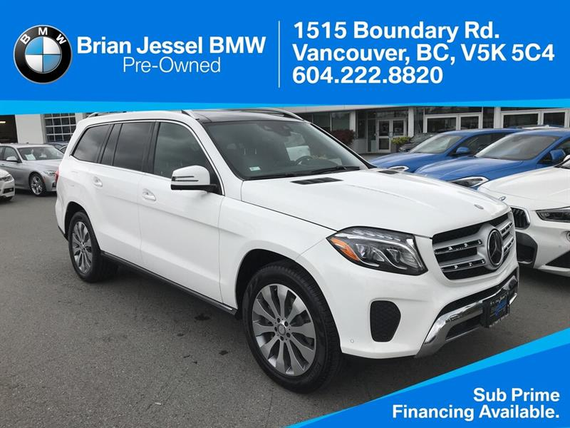 2017 Mercedes-Benz GLS450 4MATIC #BP8690