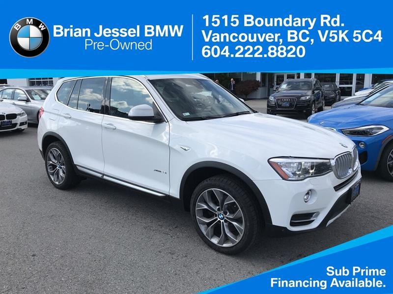 2017 BMW X3 - Premium Pkg - #BP8591
