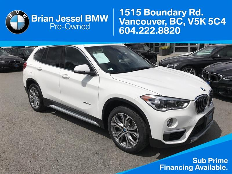 2017 BMW X1 - Premium Pkg / H/K Sound - #BP8329