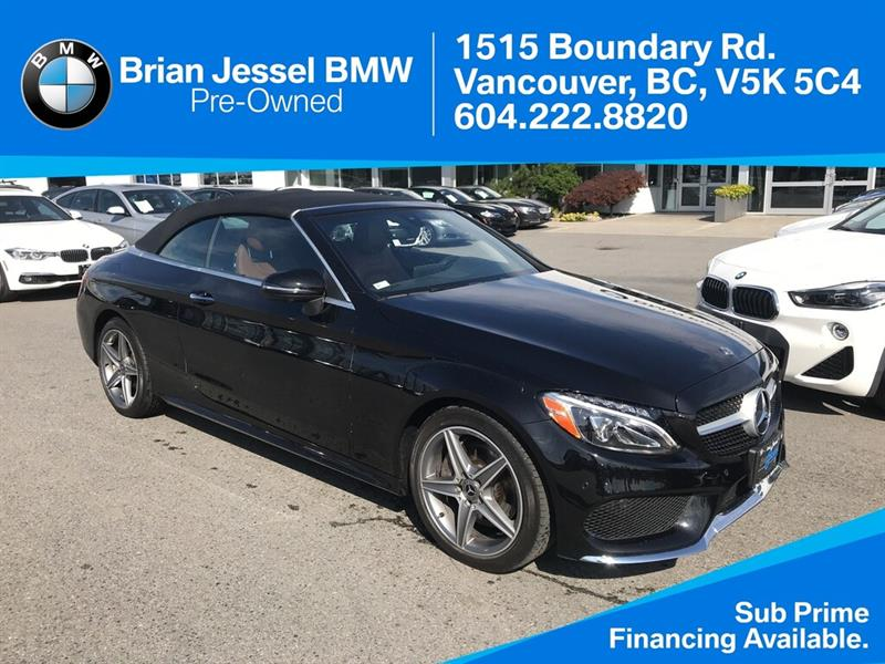 2018 Mercedes-Benz C300 4MATIC #BP796810