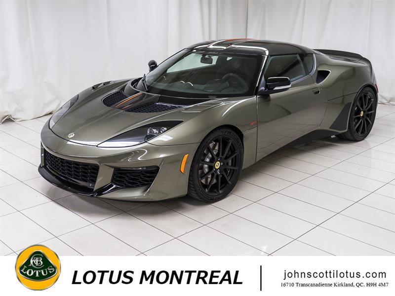 Lotus Evora 2020 GT #L2002