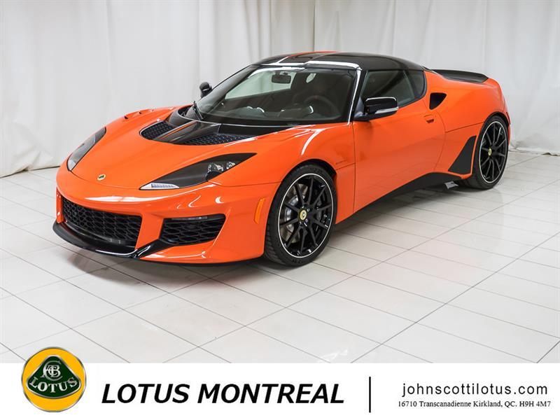 Lotus Evora 2020 GT #L2001