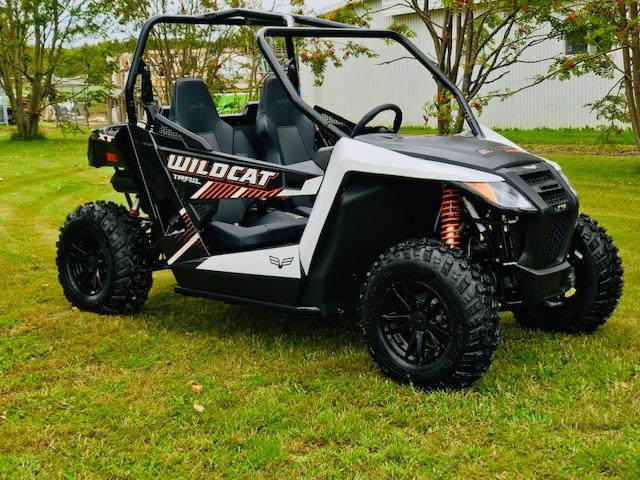 Arctic Cat Wildcat Trail 2018 XT EPS  #WILCAT TRAIL XT EPS