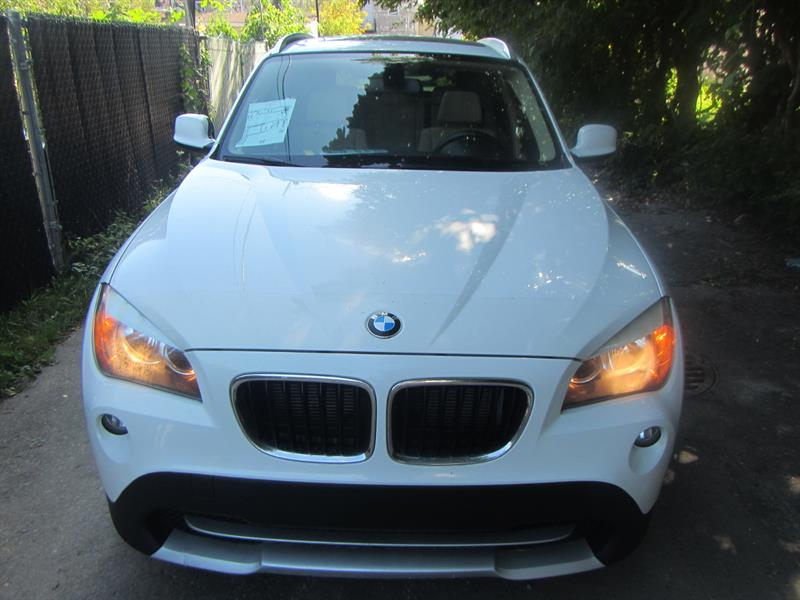 BMW X1 2012 PAY WEEKLY $49 SEMAINE #2393 CASH **R76299