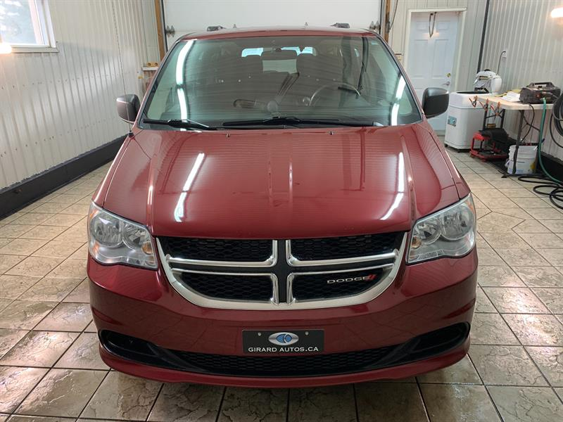 Dodge Grand Caravan 2015 4dr Wgn SXT #15-57