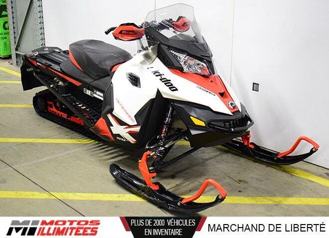 Ski-Doo Renegade 800X 2014