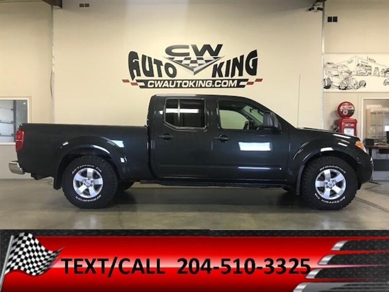 2013 Nissan Frontier SV / 4x4 / Crew Cab / 6ft. Box #20042488