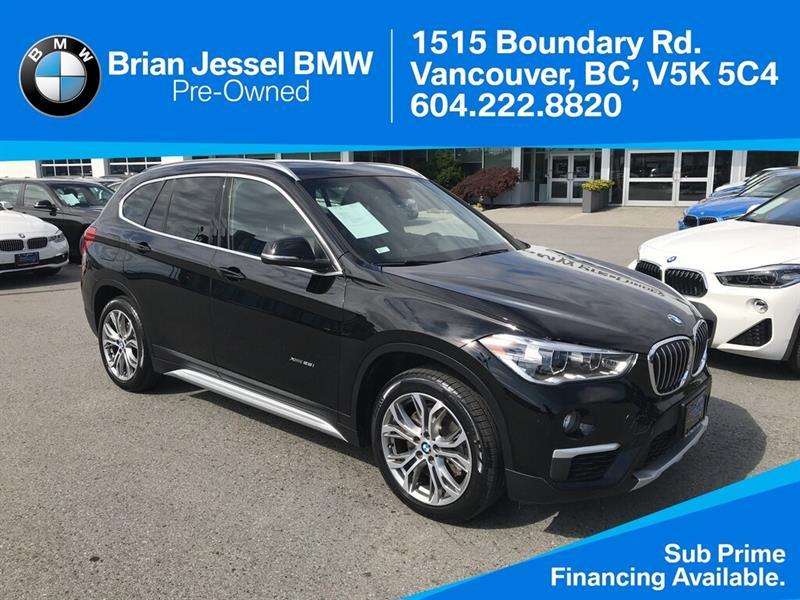2018 BMW X1 - Premium Pkg - #BP8647