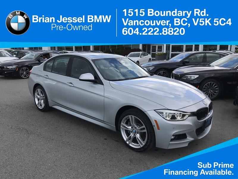 2018 BMW 340i xDrive - Premium Pkg - #BP8279