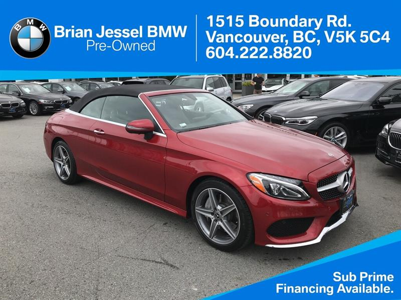 2018 Mercedes-Benz C300 4MATIC® #BP792210