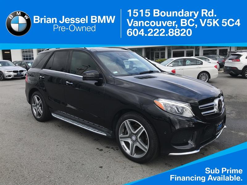2016 Mercedes-Benz GLE350D 4MATIC #BP8636