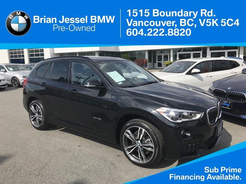 2018 BMW X1 - M Sport Line, Premium Pkg - #BP8583