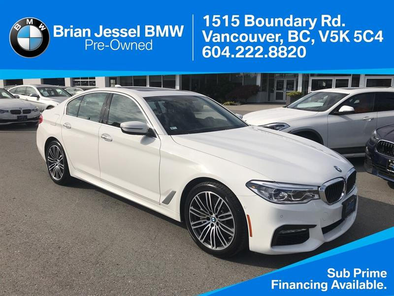 2018 BMW 530I - Premium, H/K Sound - #BP8620