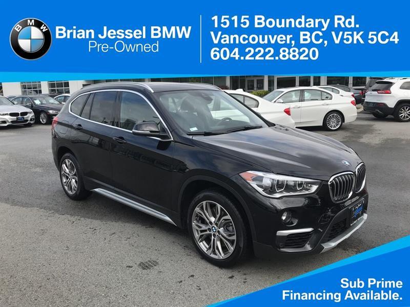 2018 BMW X1 - Premium Pkg - #BP8614