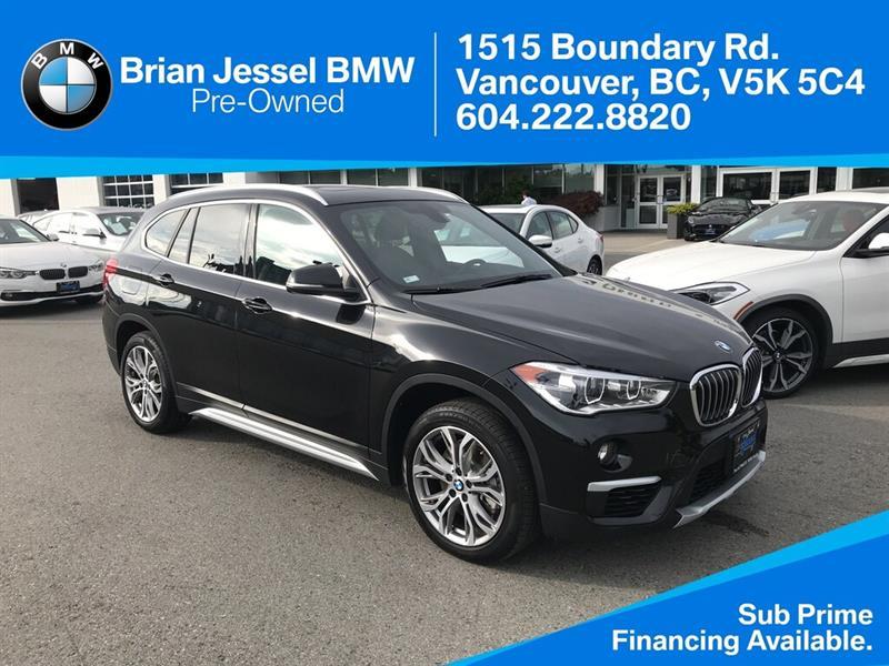 2018 BMW X1 - Premium Pkg - #BP8615