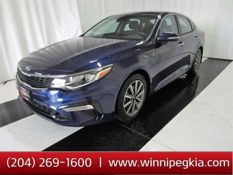 2019 Kia Optima LX+ *Accident Free!* #19KO81270