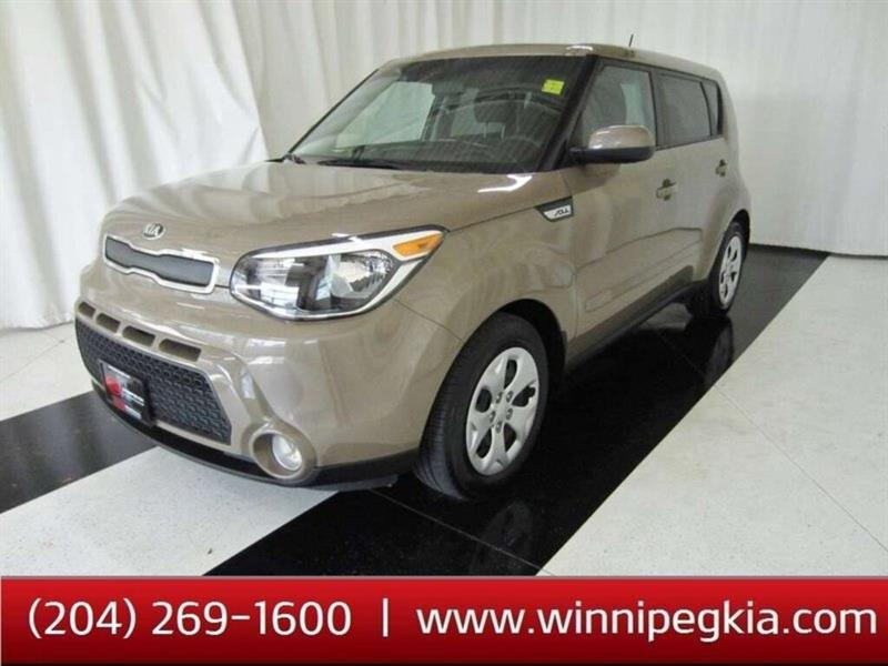 2016 Kia Soul LX AT *Always Owned In MB, Accident Free!* #16SO339