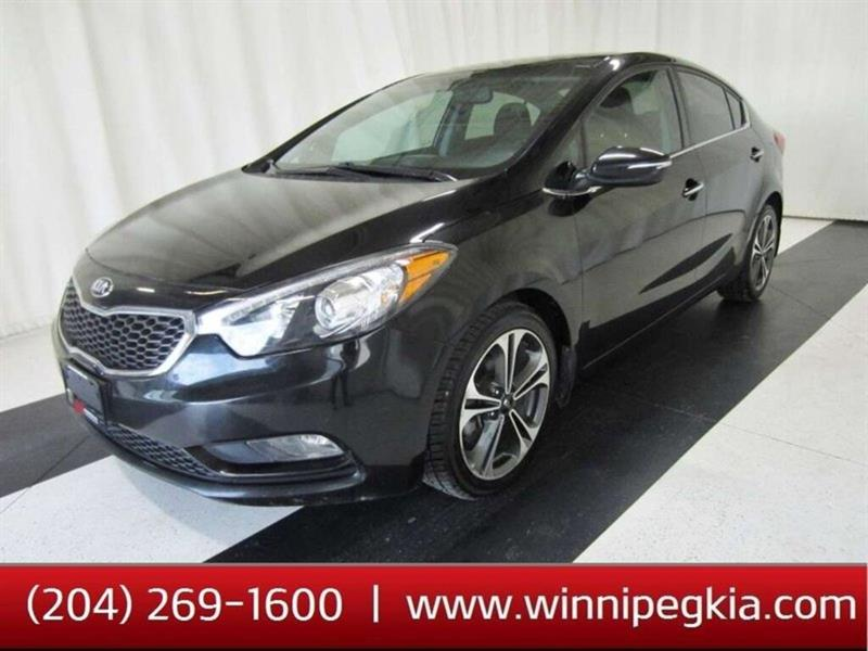 2014 Kia Forte EX w/ Sunroof *Always Owned In MB!* #19FR417A