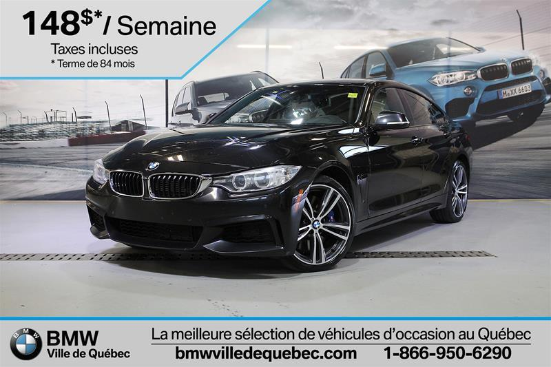 BMW 440 2017 xDrive Gran Coupe #U5645