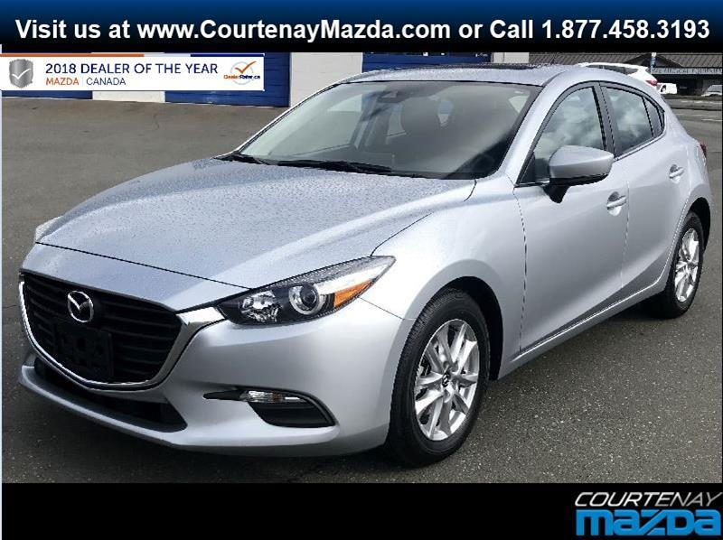 2018 Mazda 3 Sport GS at #P4978