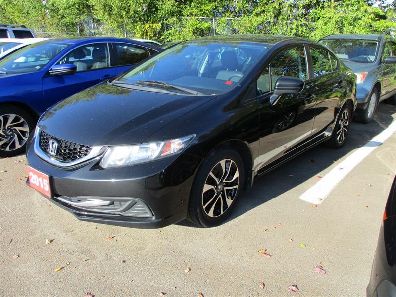 2015 Honda Civic Sedan 4dr Auto EX #FH028928A