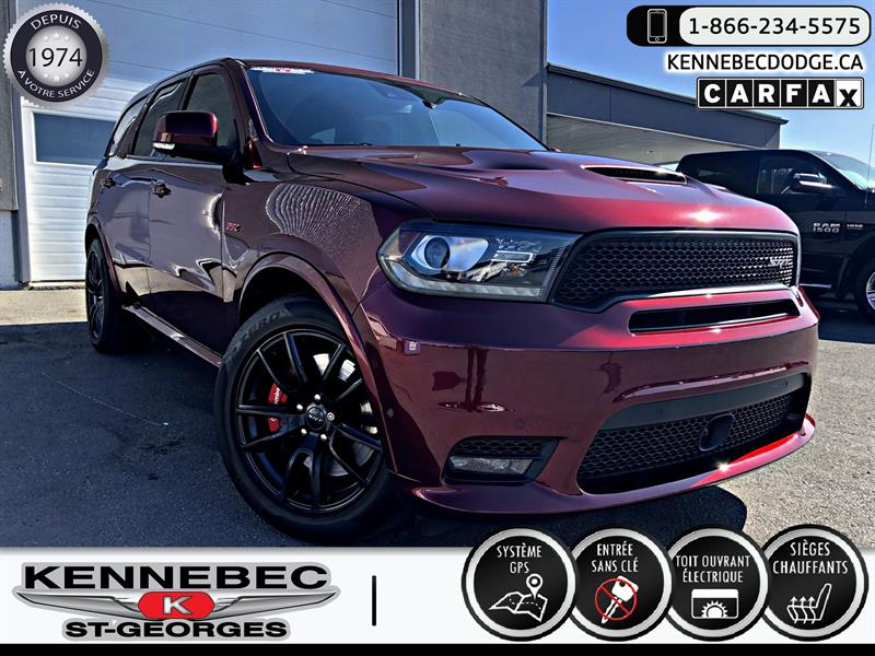 Dodge Durango 2019 SRT AWD #39897