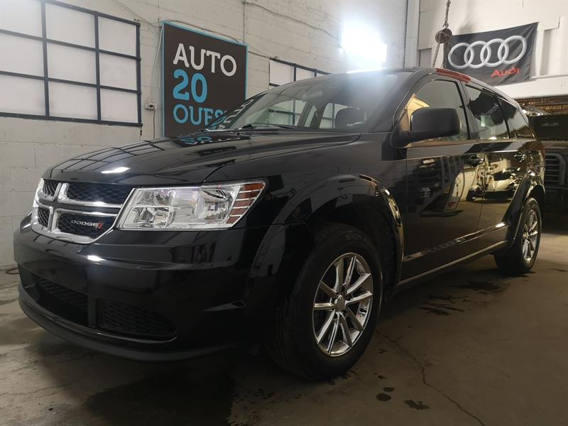 Dodge Journey 2015 FWD 4dr Canada Value Pkg #A-19115
