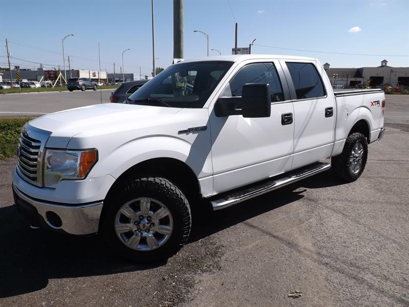 2010 Ford F-150 SuperCrew XLT XTR #1071799