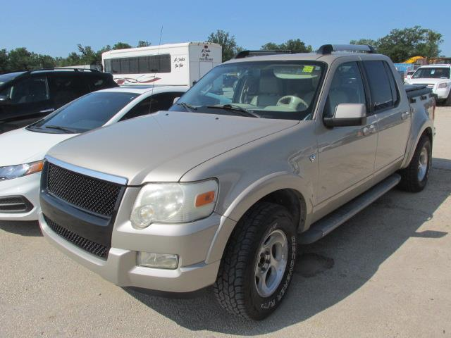 2007 Ford Explorer Sport Trac 4WD 4dr 4.6L Limited #1152-1-17