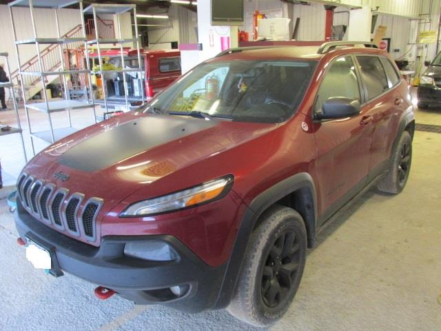 2015 Jeep Cherokee 4WD 4dr Trailhawk #1152-2-57