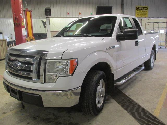 2009 Ford F-150 2WD SuperCab #1153-2-6