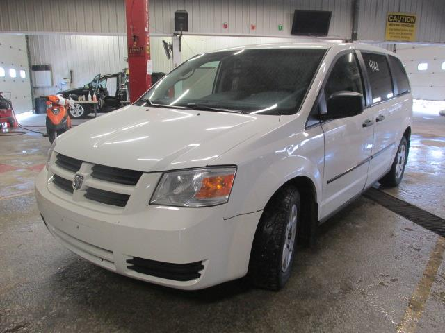 2010 Dodge Grand Caravan C-V 119 WB #1153-2-27