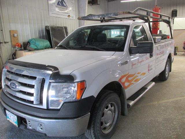 2011 Ford F-150 2WD Reg Cab #1153-2-45