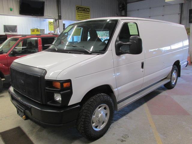 2013 Ford Econoline Cargo Van E-350 Super Duty Ext #1153-2-78