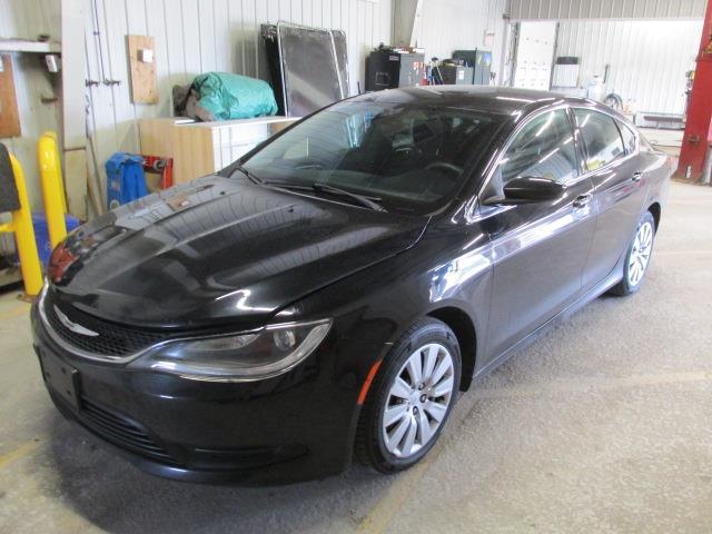 2015 Chrysler 200 4dr Sdn LX FWD #1153-4-6