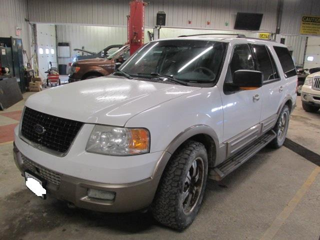 2003 Ford Expedition 5.4L Eddie Bauer 4WD #1153-4-9