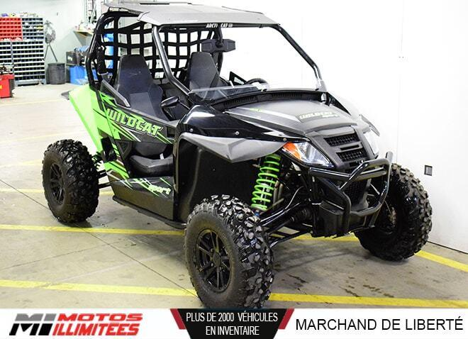 Arctic Cat Wildcat 2017