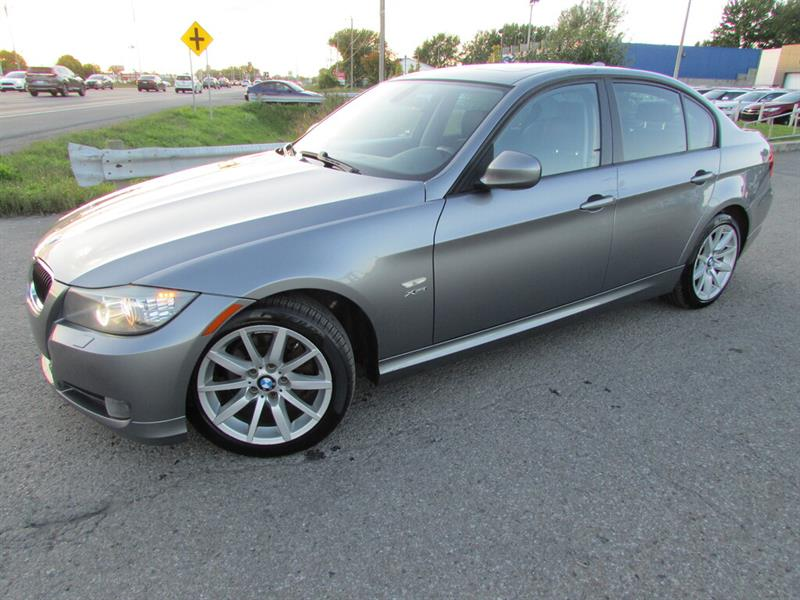 BMW 3 Series 2009 xDrive A/C TOIT OUVRANT MAGS!!! #4819