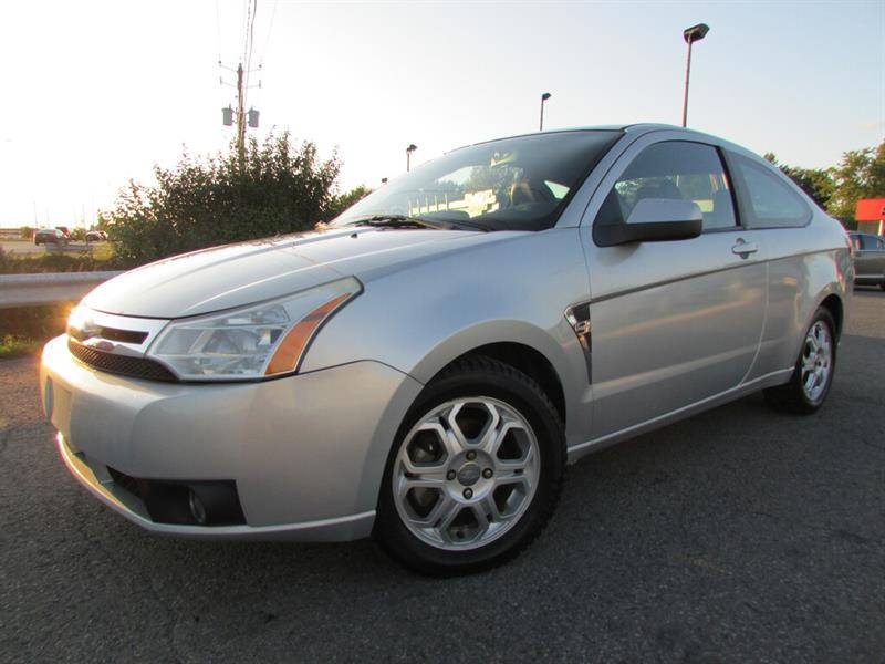 Ford FOCUS 2008 SES CUIR A/C CRUISE TOIT OUVRANT!! #4620