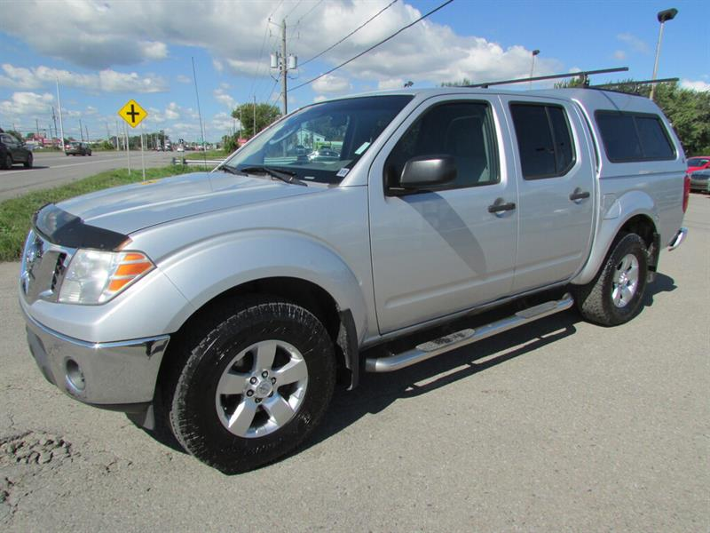 Nissan Frontier 2009 4WD SE A/C CRUISE MAGS!! #4813
