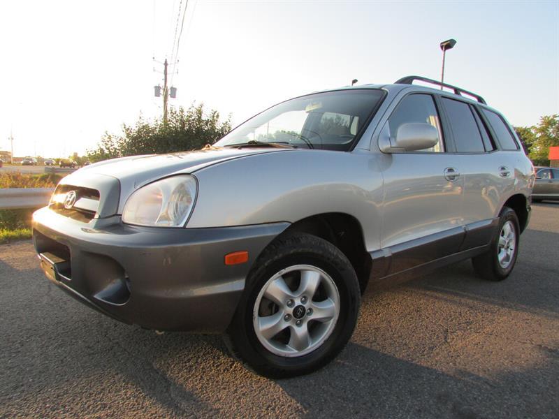 Hyundai Santa Fe 2006 2.7L V6 A/C CRUISE MAGS!!! #4781