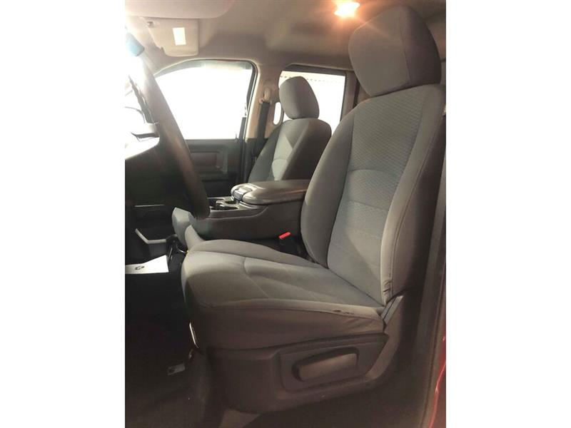 Ram 1500 4x4 Quad Cab 5