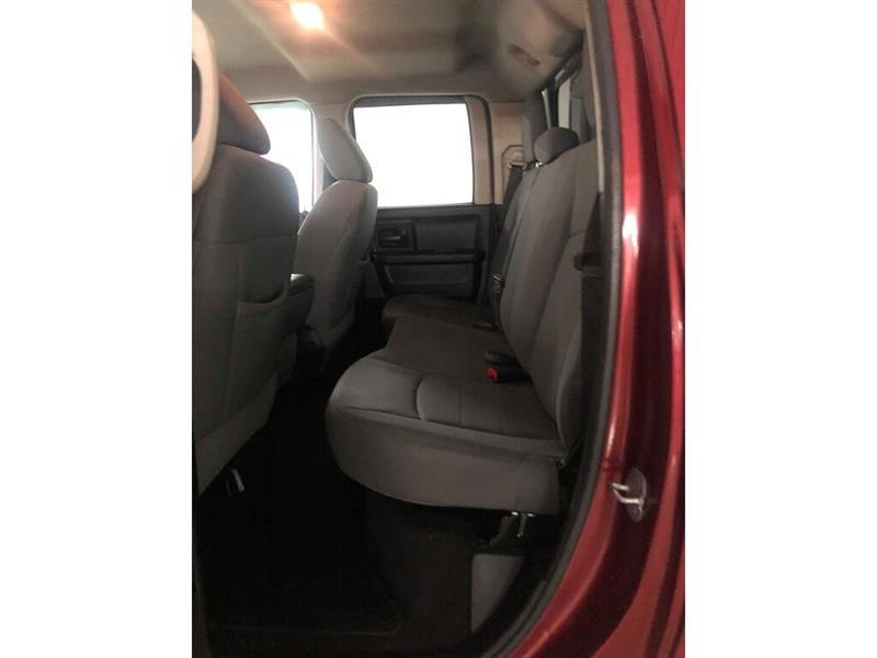 Ram 1500 4x4 Quad Cab 7
